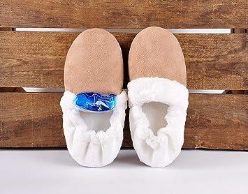 Zapatillas de interior térmicas para mujer: Amazon.es: Salud y cuidado personal