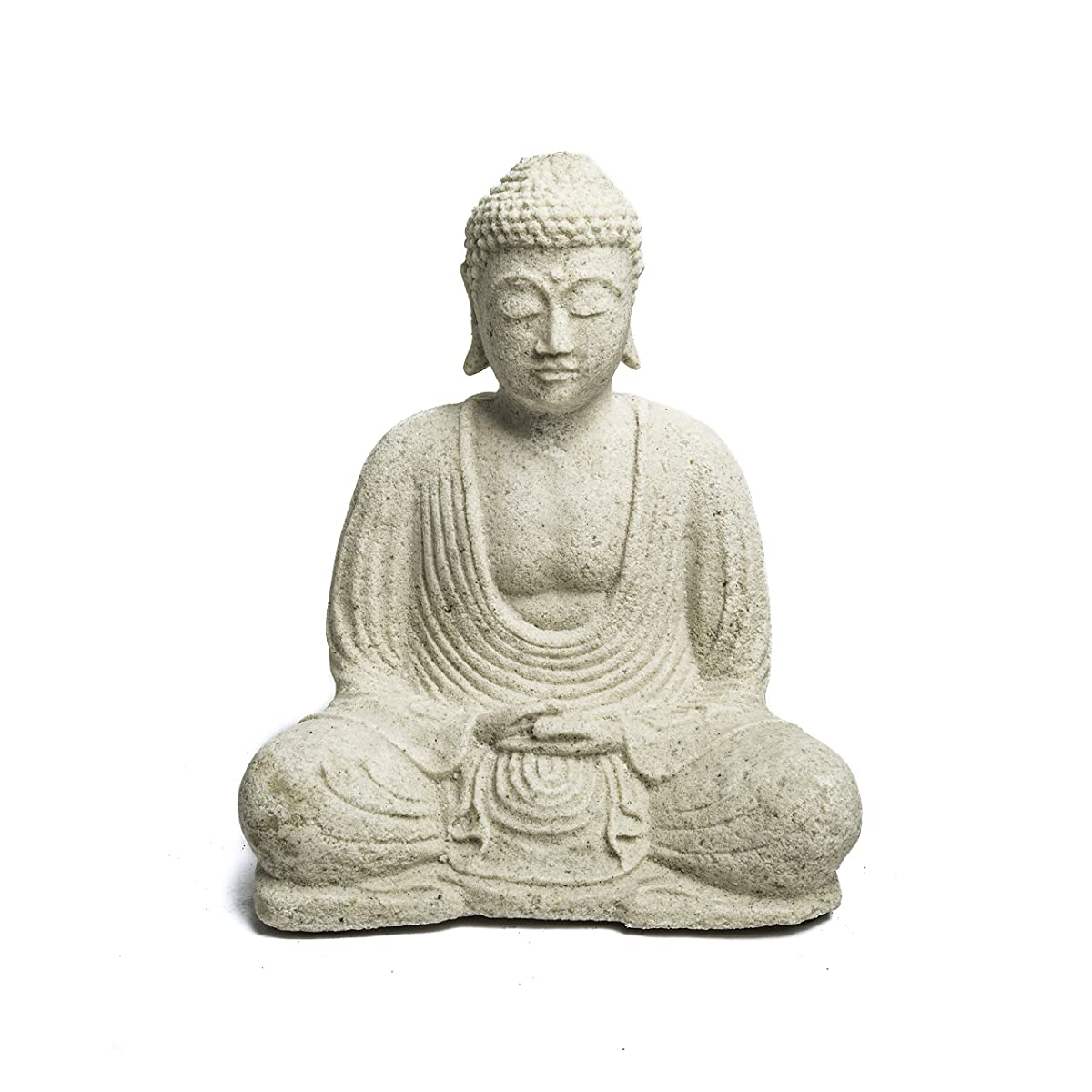 Repose ST10207648 Peaceful Buddha Outdoor Statues