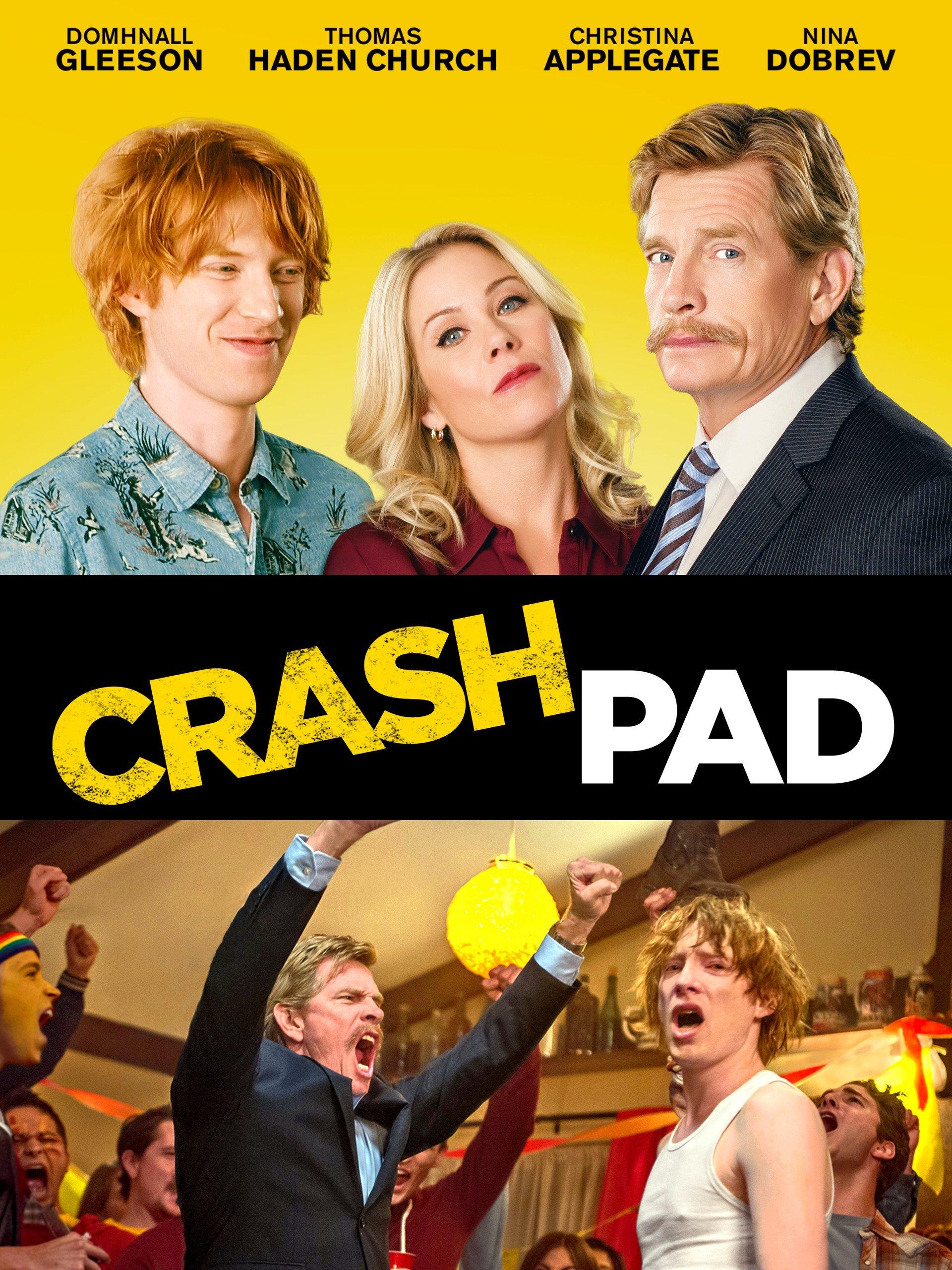 Crash lesbian movie pad