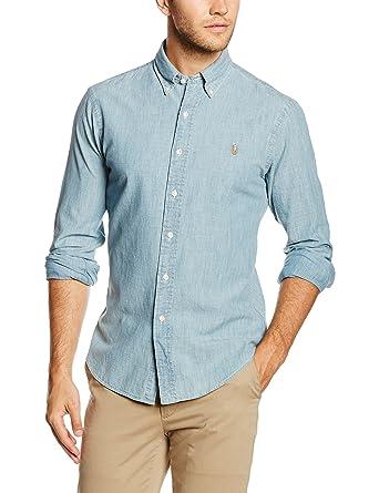 Polo Ralph Lauren Camisa para Hombre: Amazon.es: Ropa y accesorios