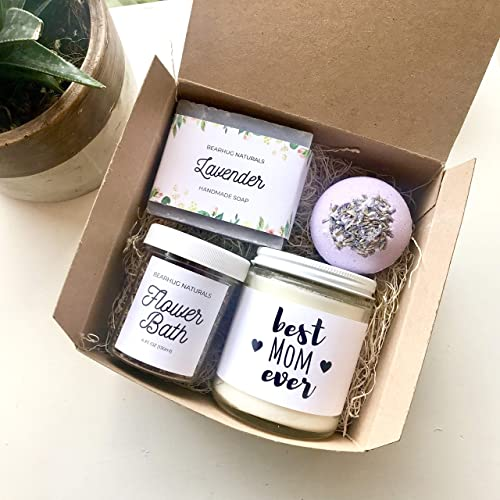 Amazon Com Lavender Mother S Day Gift Box All Natural Pampering