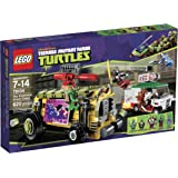 LEGO Teenage Mutant Ninja Turtles - The Shellraiser Street Chase