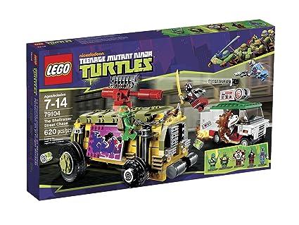 Amazon Lego Teenage Mutant Ninja Turtles The Shellraiser