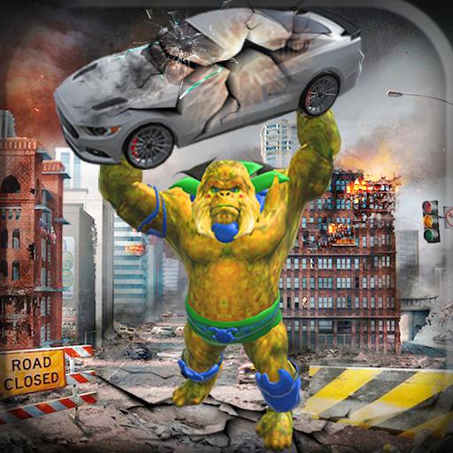 Monster Hero City