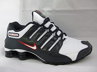 ffe5dd45d Nike Nike Air Max 1G Men S Golf Shoe - white university red-neutral grey