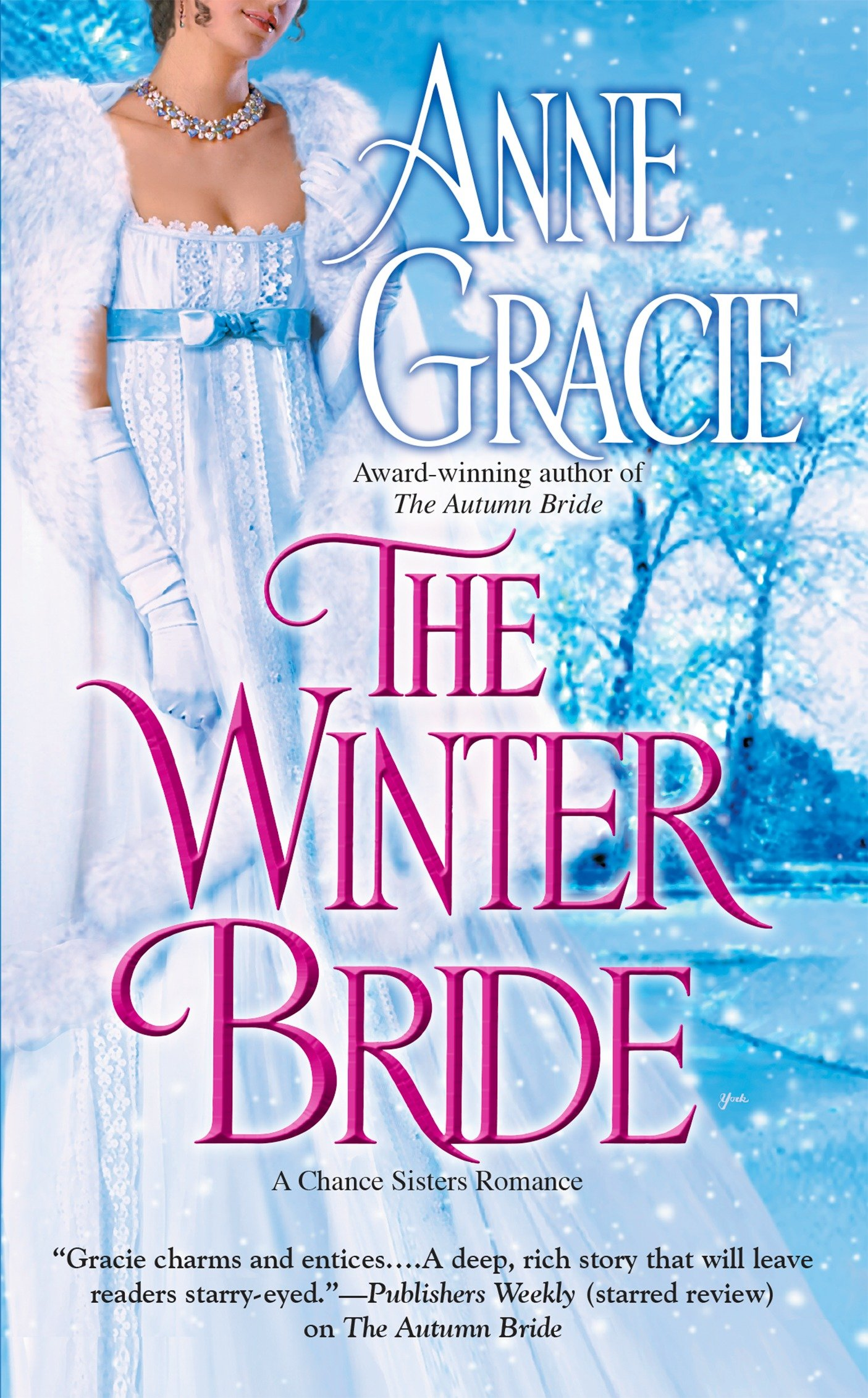 The Winter Bride (Chance Sisters)
