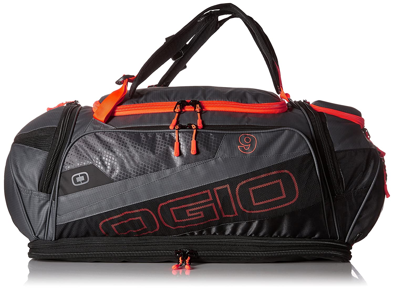 OGIO 90 Endurance Bag Travel Duffels Dark Gray Burst Checked Large Amazonca Luggage Bags