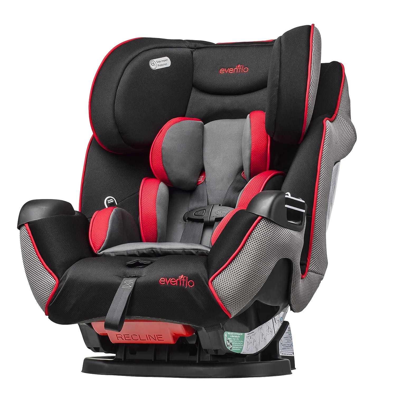 Evenflo Symphony LX Car Seat Crete ColorCrete