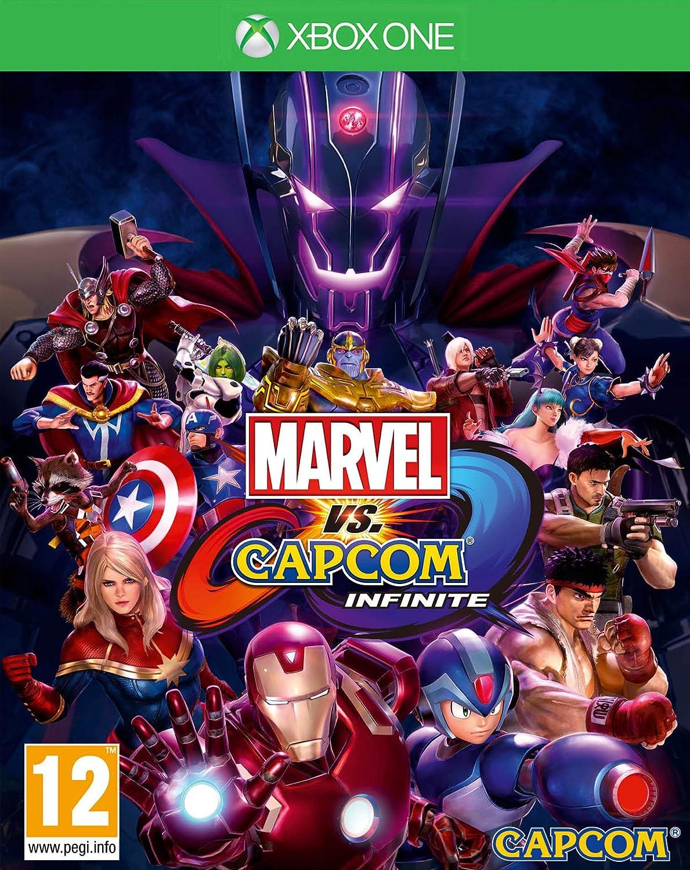 Xbox One Marvel vs. Capcom: Infinite: Amazon.es: Videojuegos