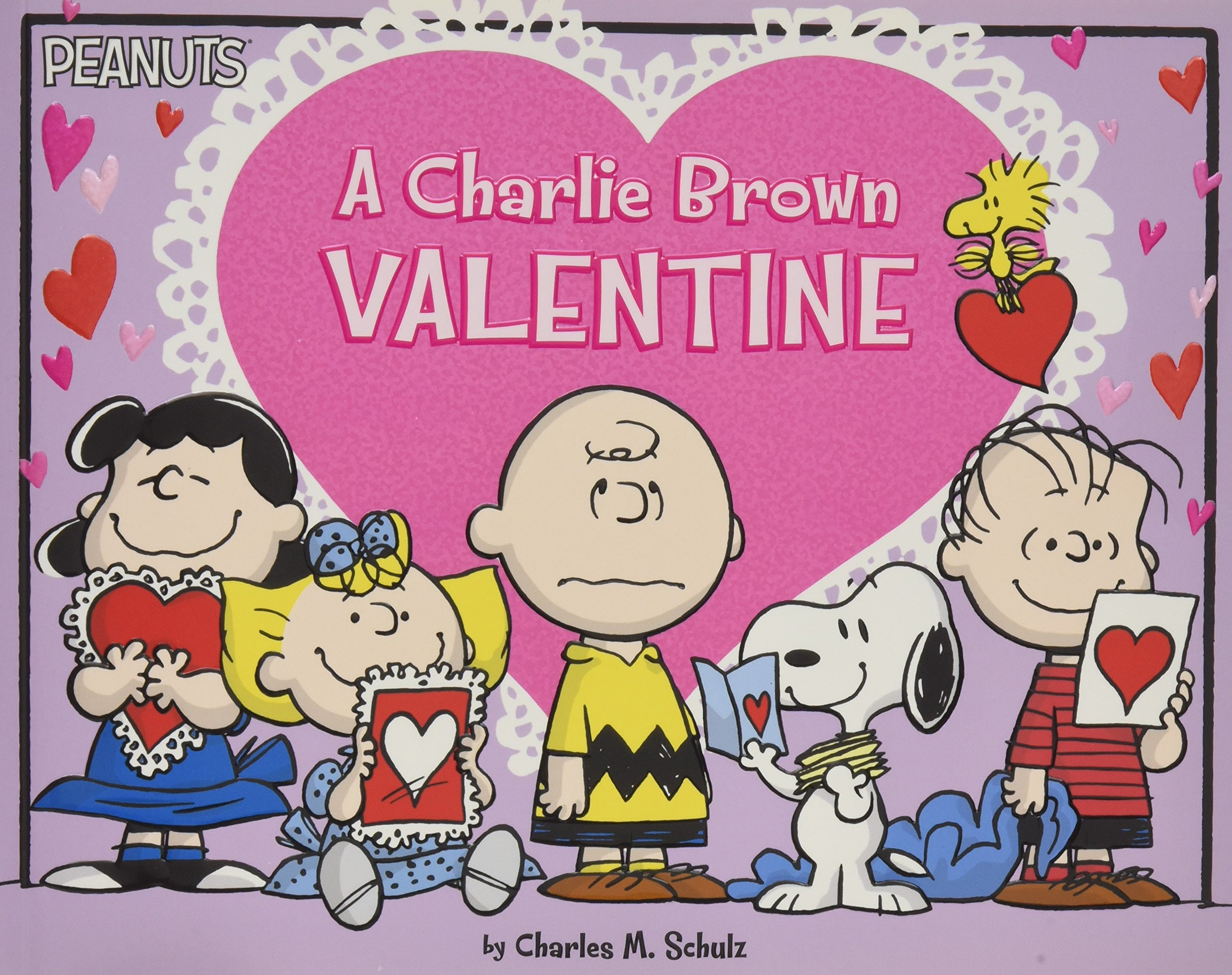 A Charlie Brown Valentine (Peanuts): Natalie Shaw, Charles M. Schulz,  Robert Pope: 9781481468039: Amazon.com: Books