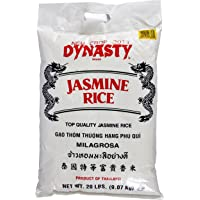 Dynasty Jasmine Rice, 20-Pound, 2 Pack