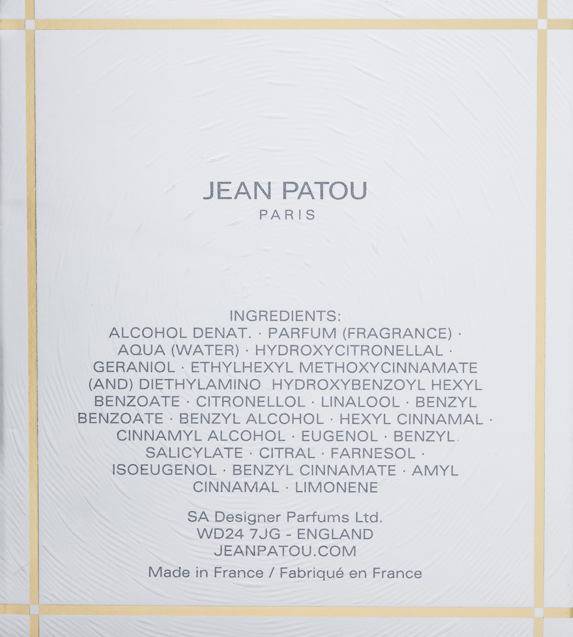 Jean Patou Joy Eau de Parfum Spray, 1.6 fl. oz. by Jean Patou (Image #2)