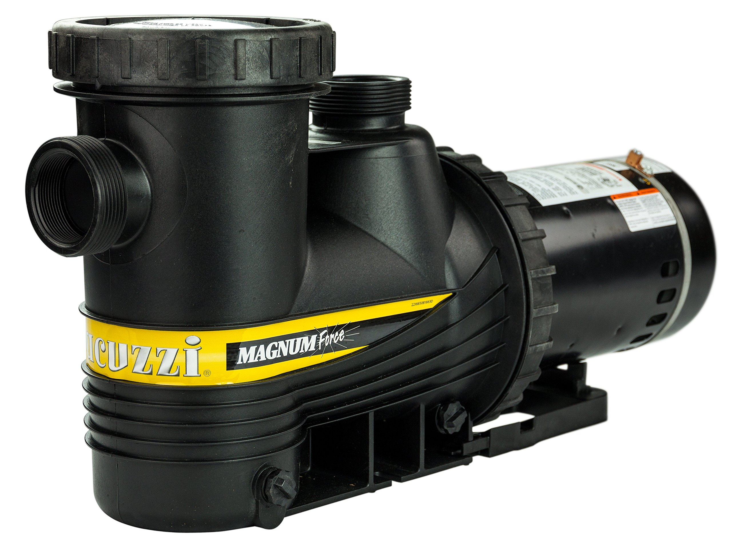 Carvin Magnum Force 1 HP In Ground Swimming Pool Pump