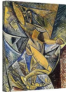 Arte de Pared de la danza de velos por Pablo Picasso