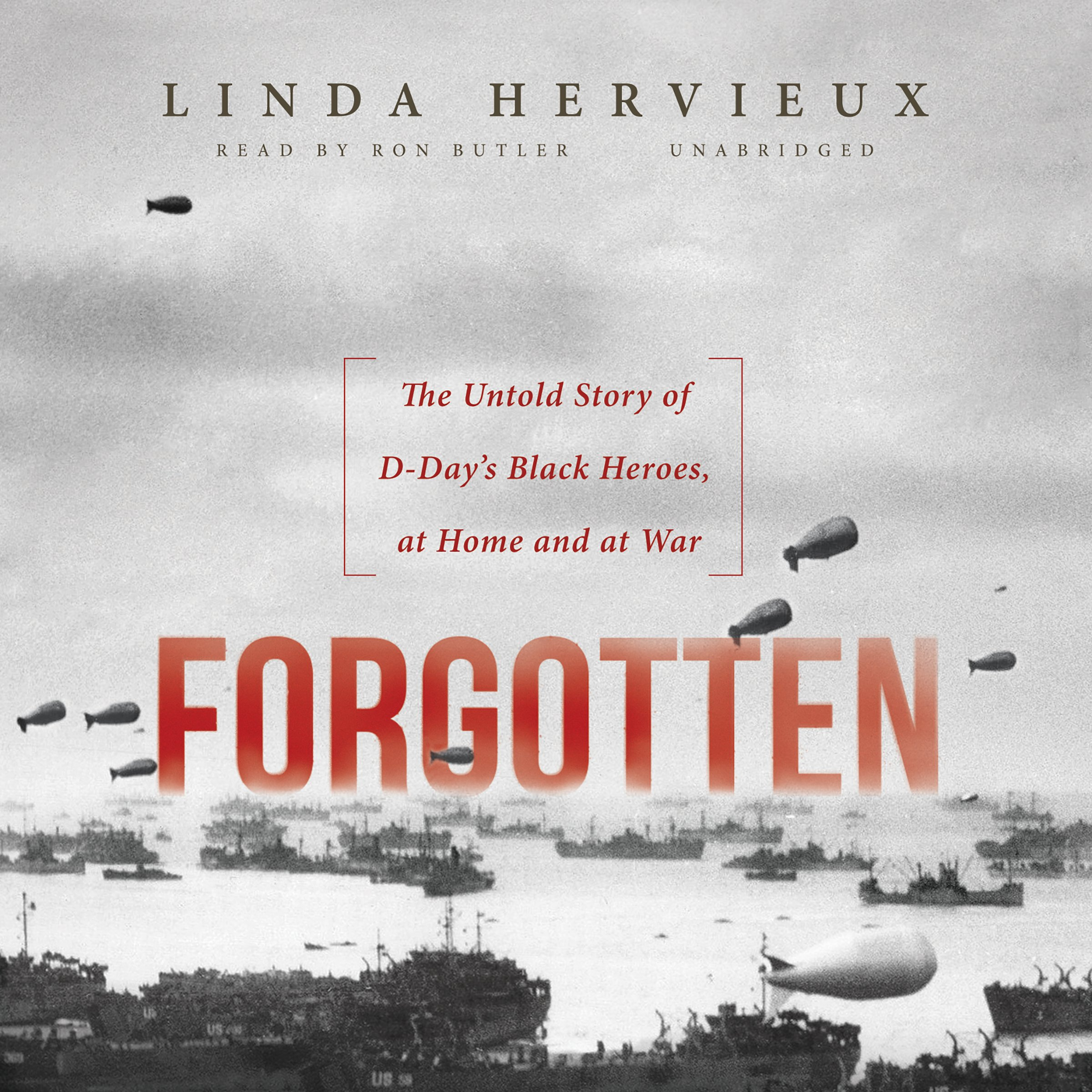 Forgotten: The Untold Story of D-Days Black Heroes, at Home ...