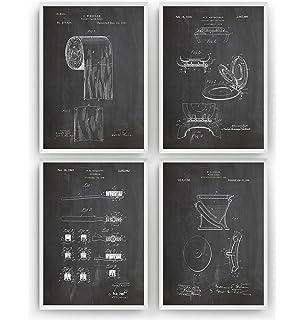 Amazon.de: DesignClaud Kindergarten Poster - Badezimmer Poster ...