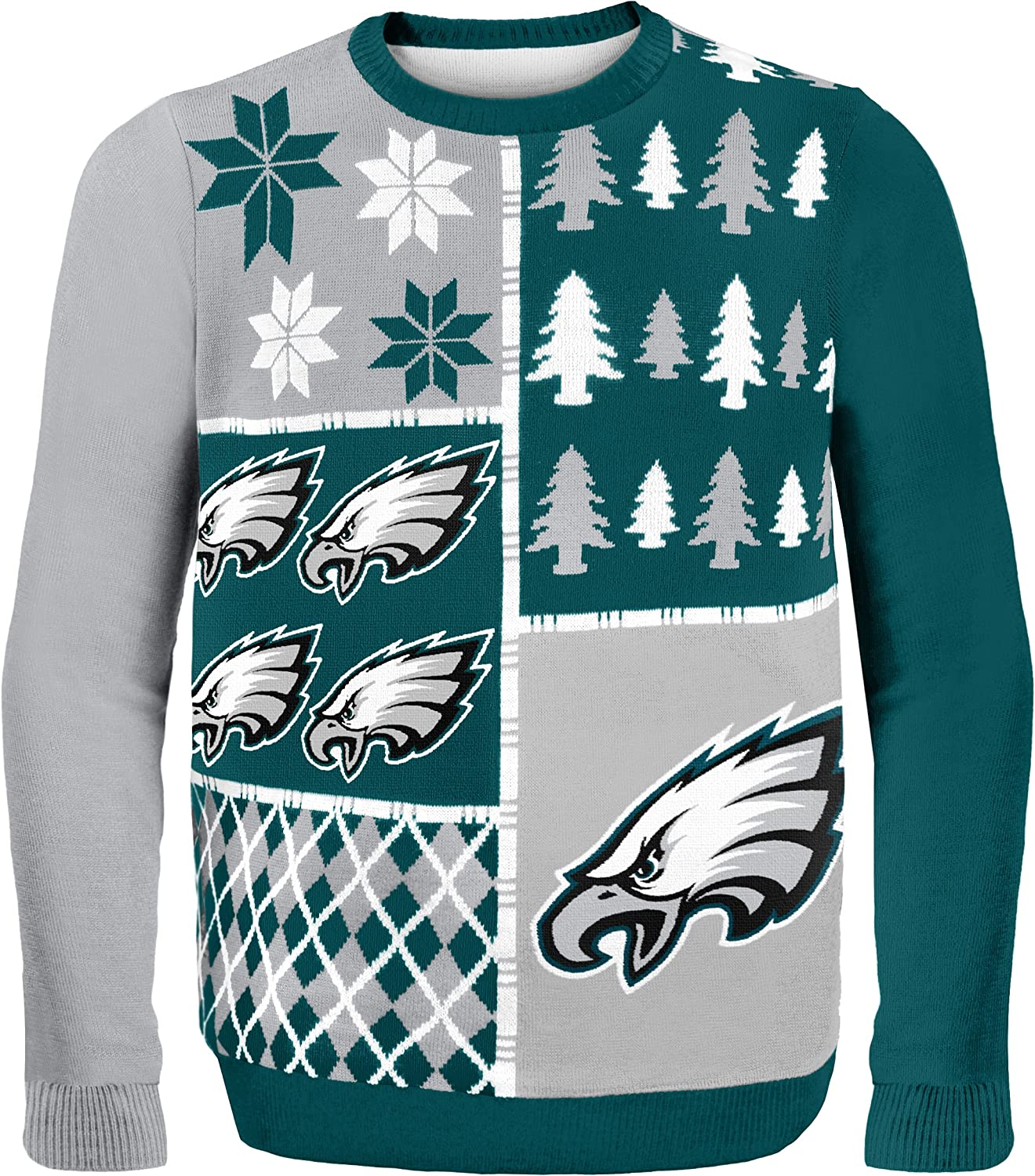 FOCO Men's Ugly Sweater