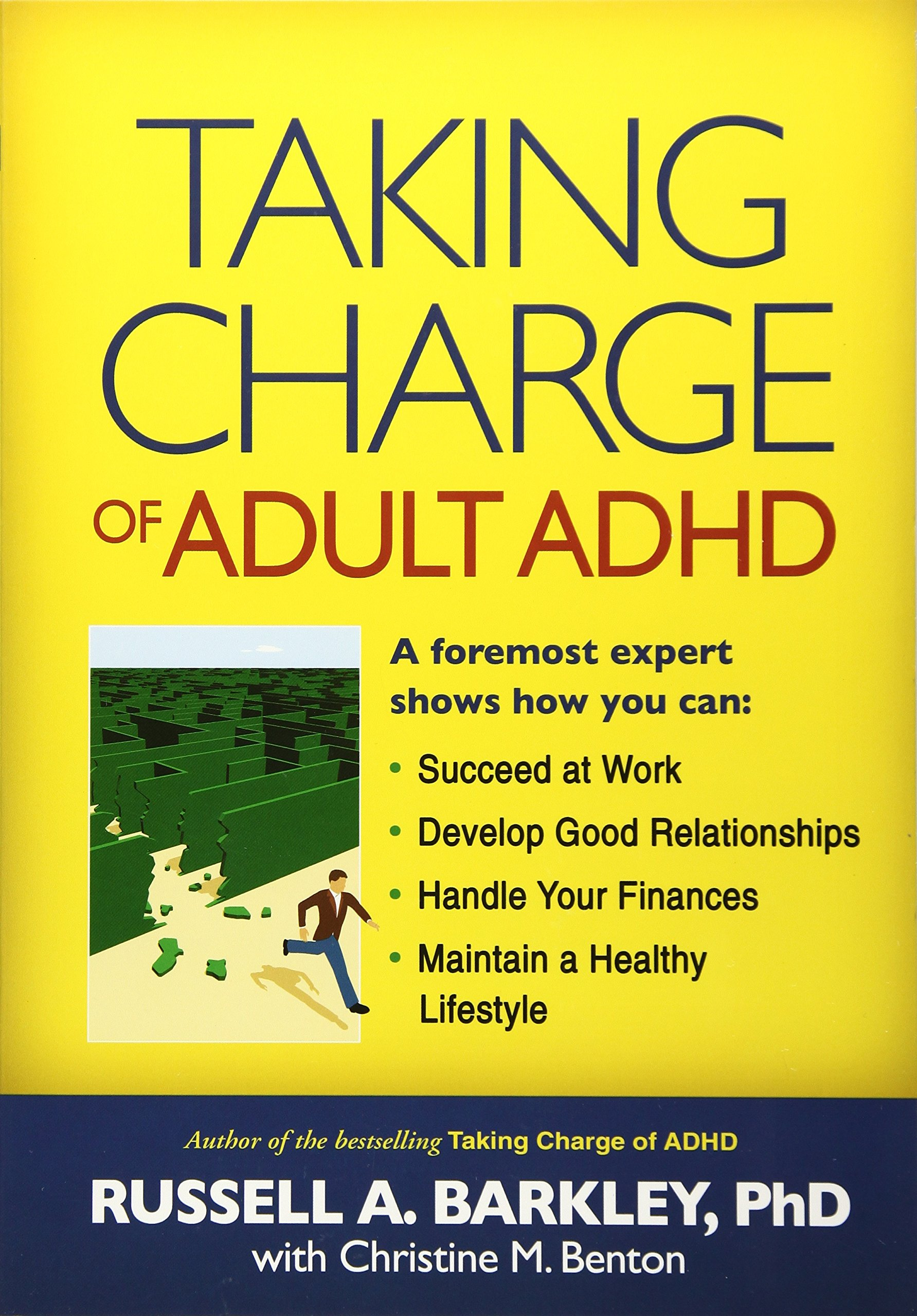 Taking charge of adult adhd amazon russell a barkley taking charge of adult adhd amazon russell a barkley 9781606233382 books fandeluxe Image collections