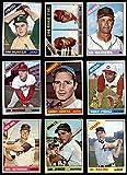 1966 Topps Baseball Near Complete Set