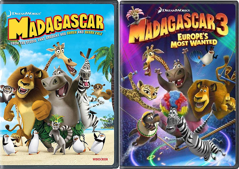 Amazon com: Dreamworks Animation 2-Movie Family Bundle
