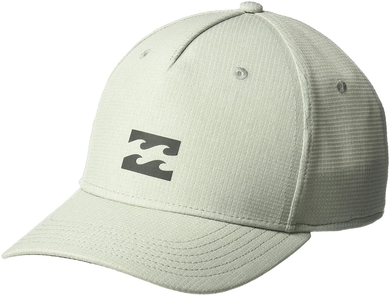 BILLABONG Hombres Airlite Stretch Hat Gorra de béisbol - Gris ...