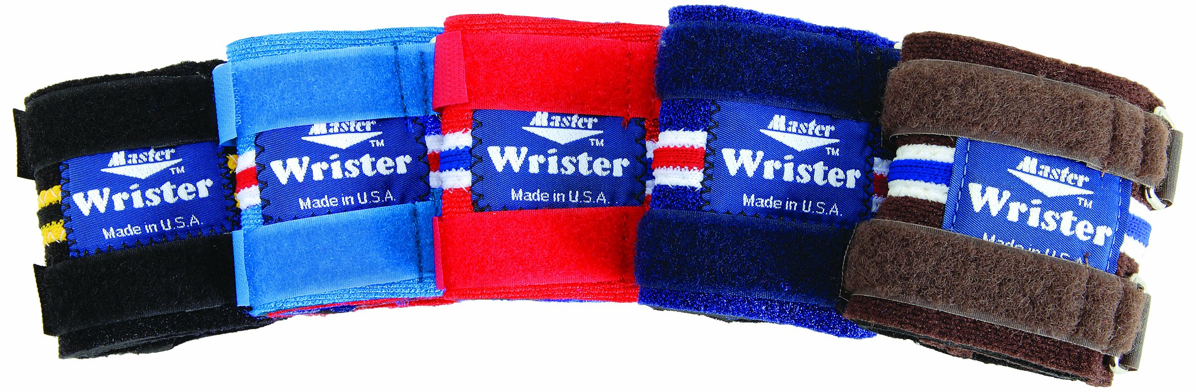 Master Industries Wrister Bowling Wrist Band, Medium