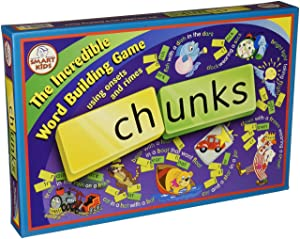 Didax Educational Resources Chunks Word Building Game for Grades 1-4