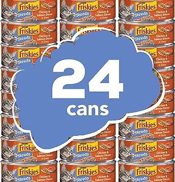 Amazon.com: Sabrosas tiras de alimento húmedo Purina ...