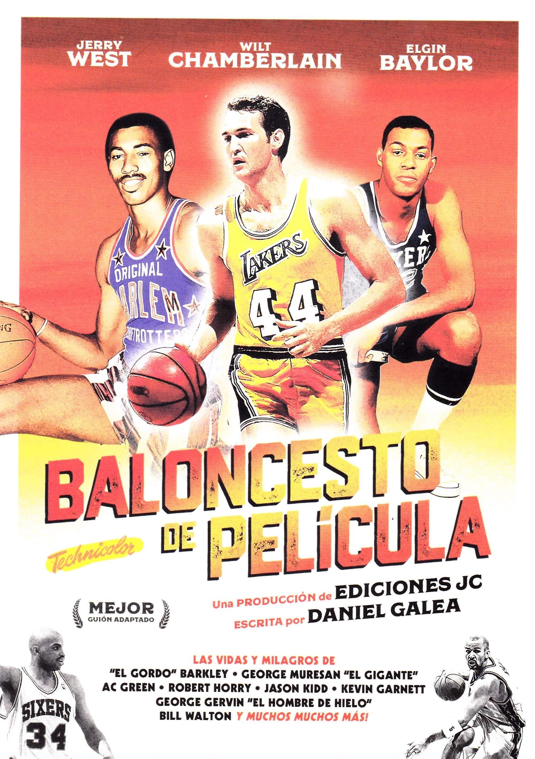Baloncesto de película (Baloncesto para leer): Amazon.es: Galea Monreal, Daniel: Libros