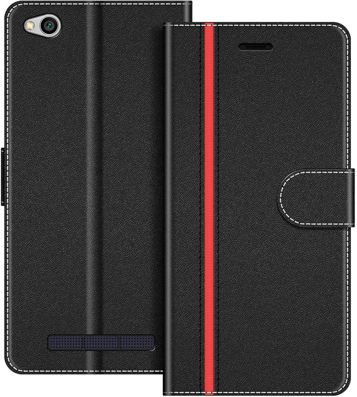 COODIO Funda Xiaomi Redmi 5A con Tapa, Funda Movil Xiaomi