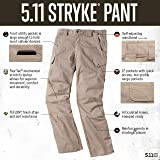 5.11 Tactical Stryke Pant, Battle Brown, 34x32