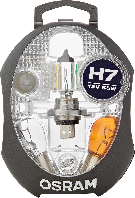 Osram Ersatzlampenbox Clkm H7 Clkm H7 12v Minibox Auto