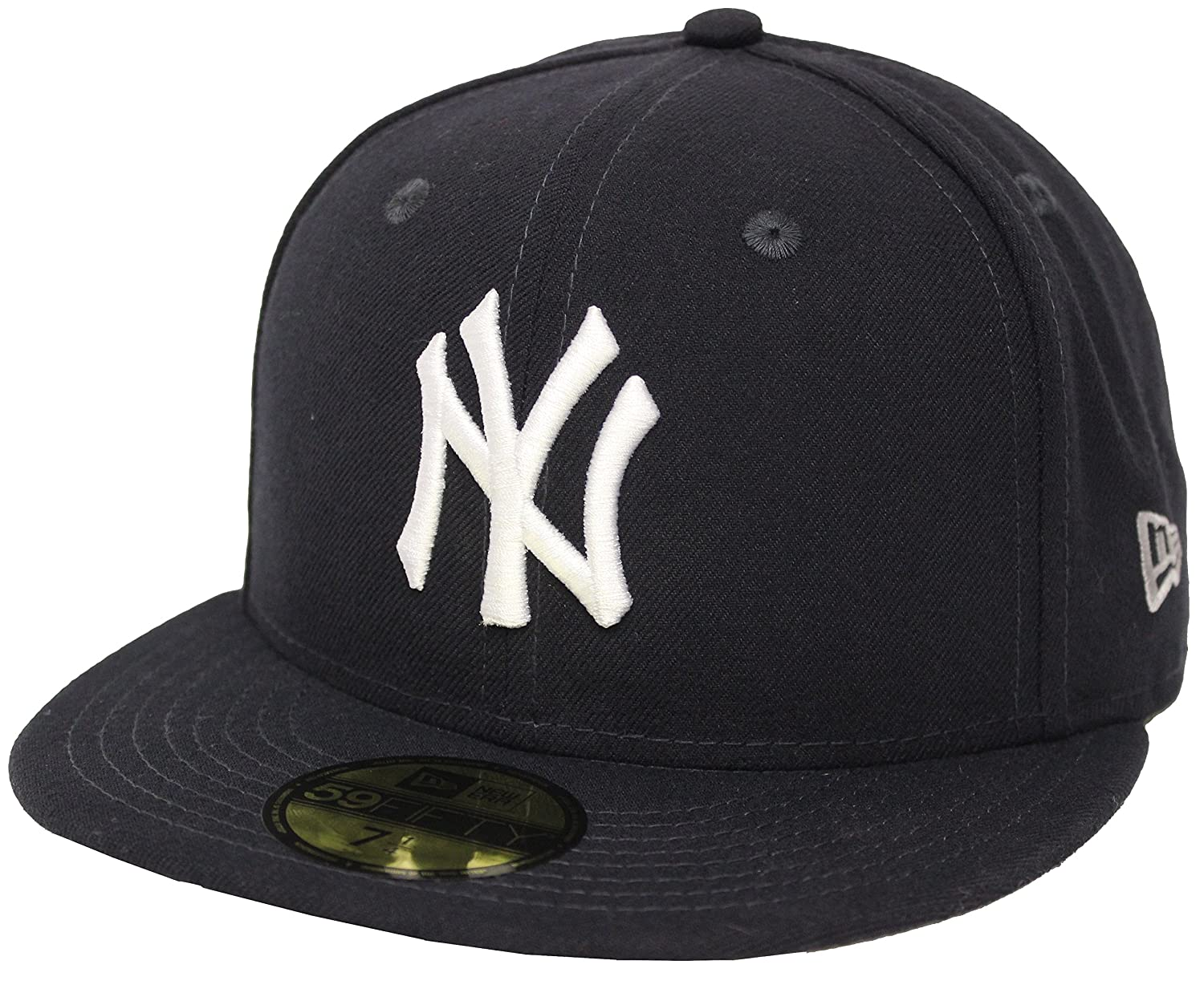 dede9e839 New Era 59Fifty Tribute Turn New York Yankees Navy Fitted Cap at ...