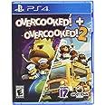Overcooked + Overcooked 2 - Ps4