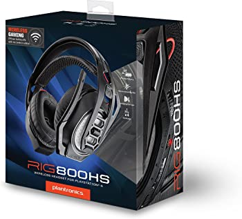 Plantronics RIG 800HS Over-Ear Gaming Headphones