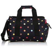 Reisenthel mS7003 sac de voyage allrounder m (fleurs noires)