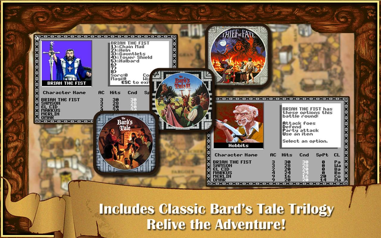 Скриншот к игре The Bard's Tale (PC) номер 358022