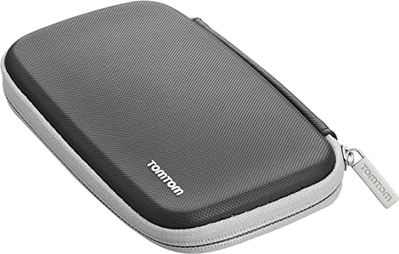 TomTom 9UUA.001.63 Accessorios para GPS, Negro, Gris, Funda para ...