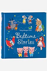 Bedtime Stories Treasury (Book & 6 Downloadable Apps!) Hardcover