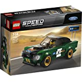 Lego Speed 75884 - Champions Ford Mustang Fastback