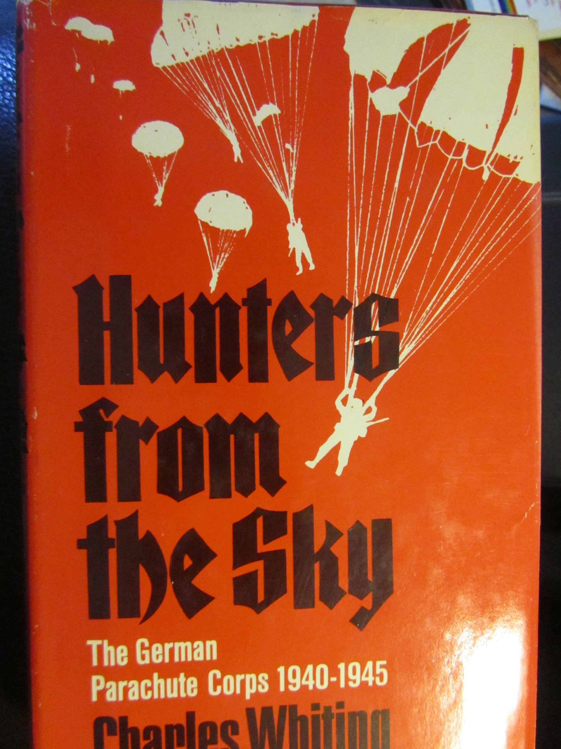 Hunters sky German parachute 1940 1945 product image