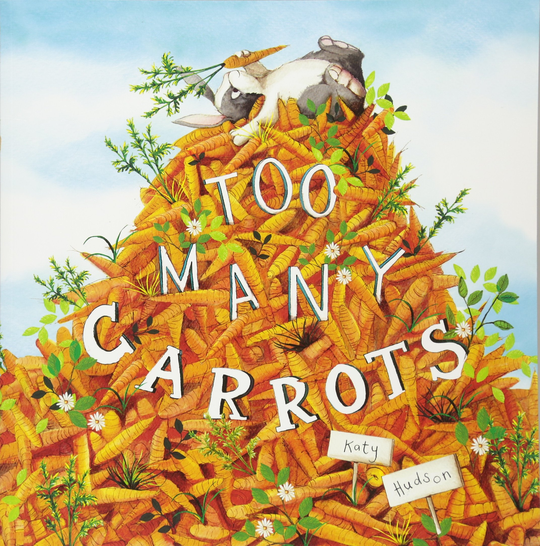 Read Online Too Many Carrots PDF