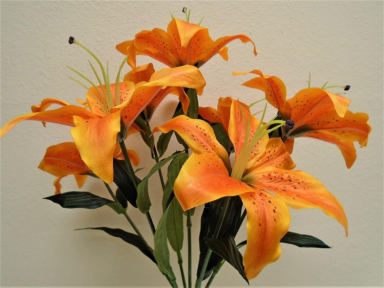 Phoenix silk flowers gallery fresh lotus flowers artificial tiger lily flowers gallery flower wallpaper hd izmirmasajfo