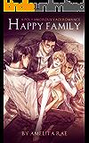 Happy Family: A Polyamorous Yaoi Romance (English Edition)