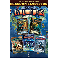 Alcatraz vs. The Evil Librarians Series: (Alcatraz vs. The Evil Librarians, The Scrivener's Bones, The Knights of Crystallia, The Shattered Lens, The Dark ... the Evil Librarians) (English Edition)