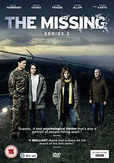The Missing: Series 2 [DVD] [UK Import]