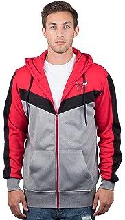 6445e7e3 Amazon.com : Nike Men's Dry-Fit NBA Chicago Bulls Therma Flex Half ...