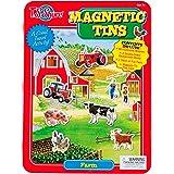 T.S. Shure Farm Magnetic Tin Playset