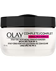 Olay Complete Daily Moisture Cream for Normal Skin Types, 60 mL, Packaging may vary