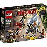 レゴ(LEGO) ニンジャゴー ピラニアアタック 70629